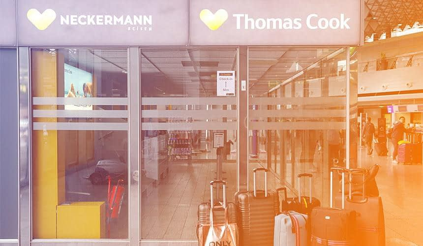Подразделения Thomas Cook возобновят работу-Новости туризма в России и мире