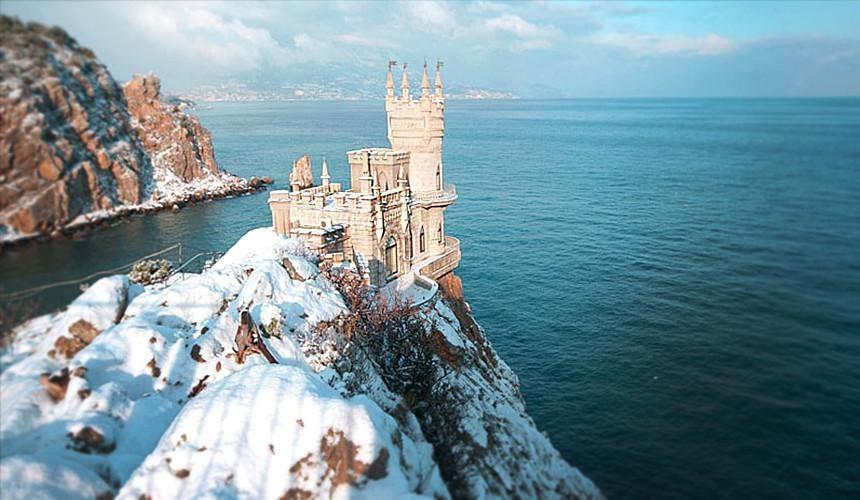 Стало известно, кто в Крыму выиграл от похолодания-Новости туризма в России и мире