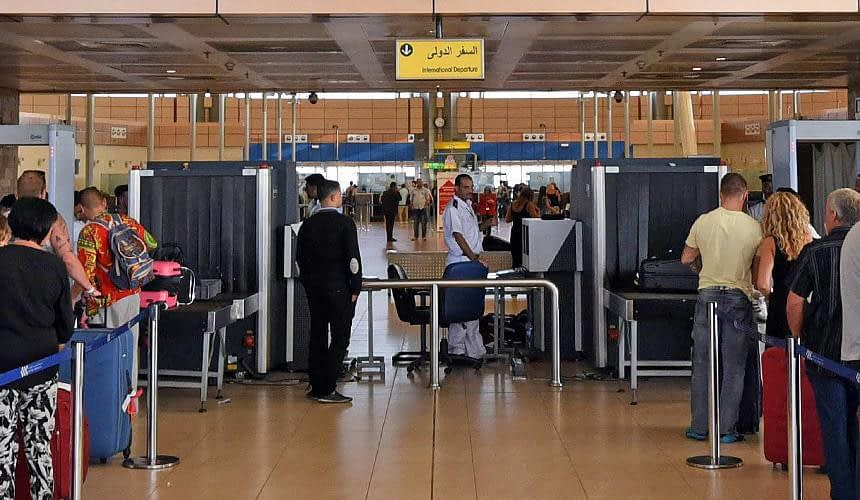Египет получил от российских чиновников предложения по безопасности аэропортов-Новости туризма в России и мире