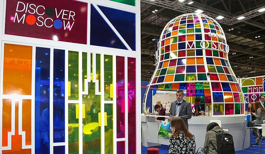 На лондонской выставке WTM-2019 впервые оценили дизайн стенда Москвы-Новости туризма в России и мире