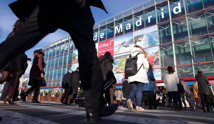Участники выставки Fitur в Мадриде заинтересовались Питером-Новости туризма в России и мире