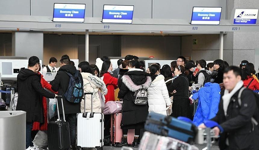Китайским туристам перекрыли въезд в Россию-Новости туризма в России и мире