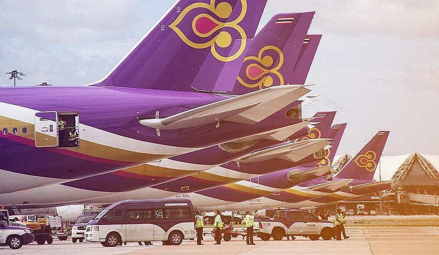 Thai Airways перестанут летать из Москвы в Бангкок с 1 июня-Новости туризма в России и мире