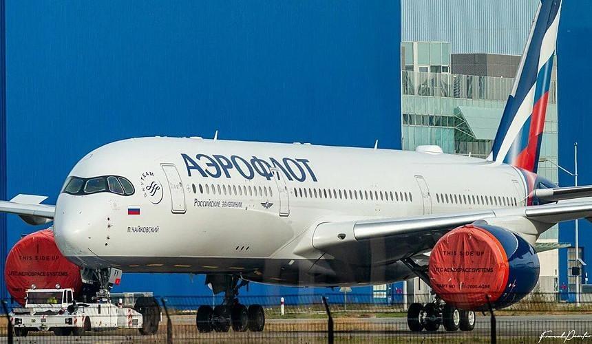 Стало известно, куда полетит первый Airbus А350 «Аэрофлота»-Новости туризма в России и мире