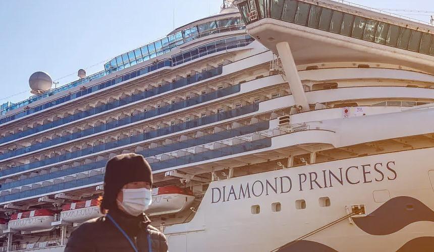 Консульство в срочном порядке вывезет россиян с лайнера Diamond Princess-Новости туризма в России и мире