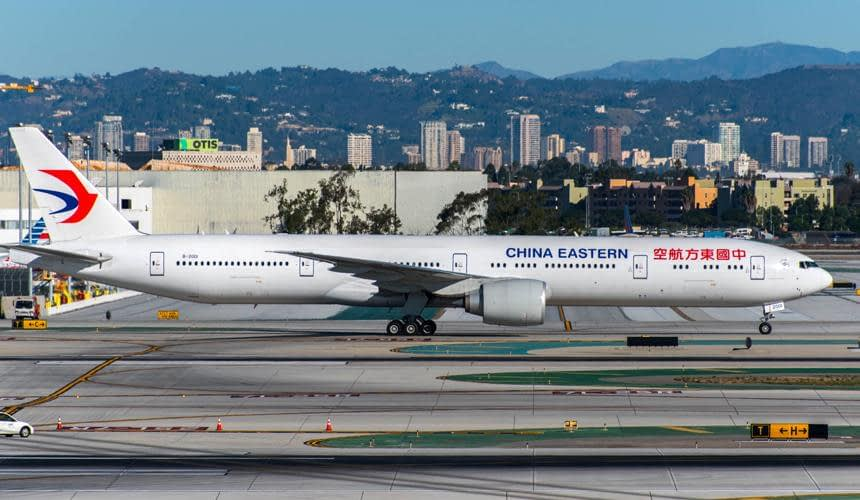 China Eastern Airlines отменила полеты из Китая-Новости туризма в России и мире
