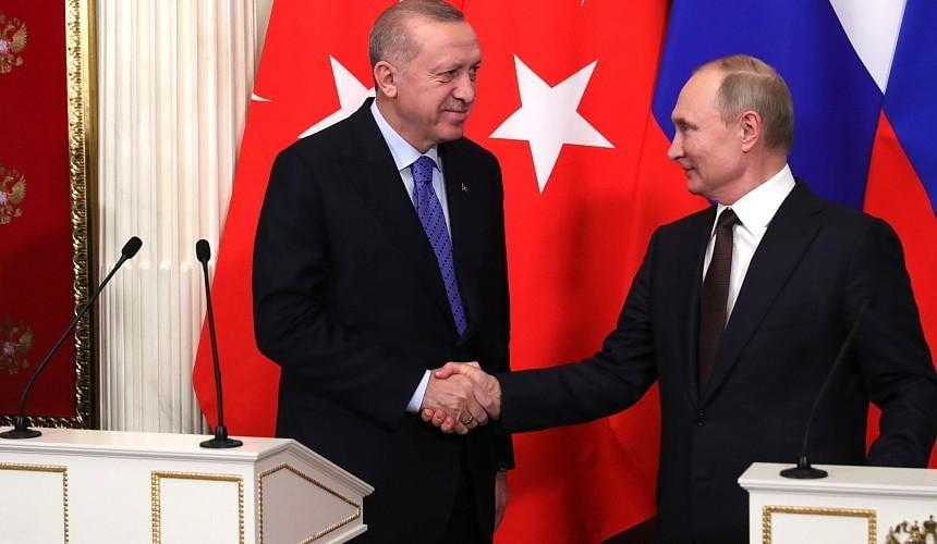 Переговоры Путина и Эрдогана принесли турбизнесу хорошие  новости-Новости туризма в России и мире