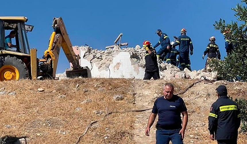 Туристы на греческом острове Крит ощущают подземные толчки-Новости туризма в России и мире
