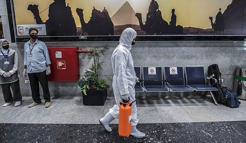 Какая ситуация в Египте с коронавирусом. Министерство здравоохранения Египта-Новости туризма в России и мире