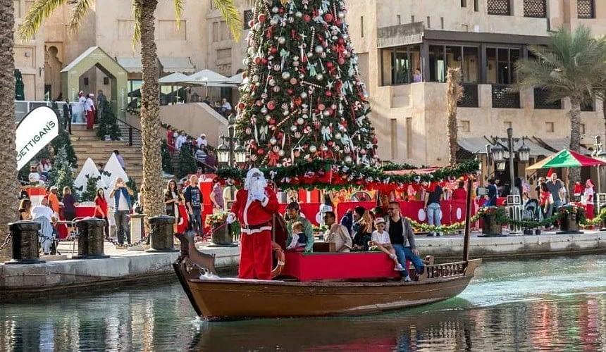 Цена билетов в Дубай на Новый год-Новости туризма в России и мире